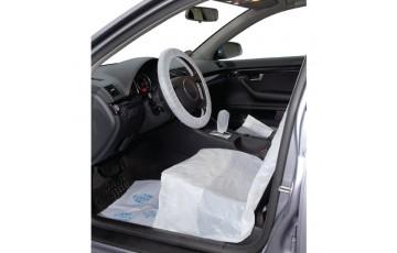 Skydds Set för bilinteriör