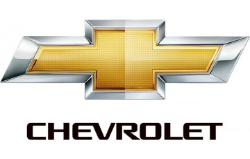 Färg Chevrolet (Se lista)
