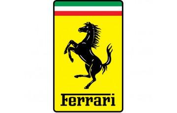 Färg Ferrari (Se lista)