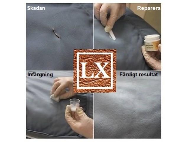- Reparationskit Litet (Hål, Revor, Krackelering)