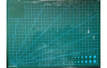 Skärmatta  (30x22cm)